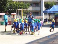 かもめ幼稚園 サッカークラブイメージ
