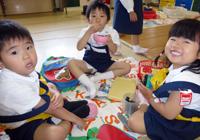 幼稚園は、子どもがはじめて出会う学校ですイメージ
